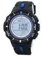 Casio Protrek Triple Sensor Tough Solar PRG-300-1A2 Watch