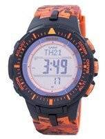 Casio Protrek Tough Solar Triple Sensor Digital PRG-300CM-4 PRG300CM-4 Watch