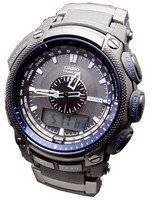Casio ProTrek Black Blue Series PRW-5000Y-1JF Watch
