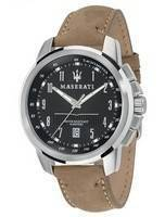 Maserati Successo Tachymeter Quartz R8851121004 Men's Watch