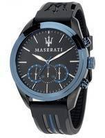 Maserati Traguardo Chronograph Quartz R8871612006 Men's Watch