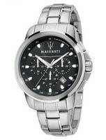 Maserati Successo Chronograph Tachymeter Quartz R8873621001 Men's Watch
