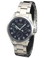 Seiko automático 29 jóias Presage poder reserva Japão feita relógio SARW015 masculino