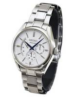 Seiko Presage Automatic Chronograph Power Reserve Japan Made SARW021 Men's Watch