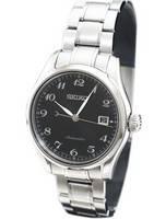 Presage Seiko automático 23 joias Japão fez relógio SARX039 masculino