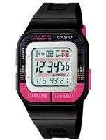 Casio Digital Sports Multi-Function SDB-100-1BDF Women's Watch