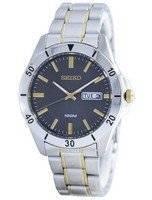 Seiko Quartz Analog SGGA83 SGGA83P1 SGGA83P Men's Watch