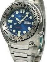 Seiko Sawtooth Blue Professional Scuba Diver SHC057P1 SHC057P