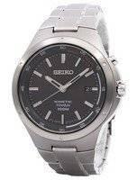 Ρολόι Seiko Κινητική τιτανίου δύναμη αποθεματικό SKA713P1 SKA713P SKA713 ανδρών