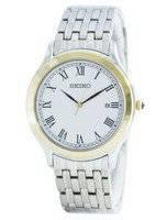 Seiko Quartz Analog SKK706 SKK706P1 SKK706P Men's Watch