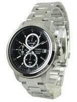 Seiko Chronograph Quartz Black Dial SKS445P1 SKS445P SKS445