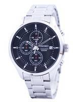 Seiko Quartz Chronograph SKS539 SKS539P1 SKS539P Men's Watch