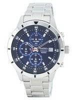 Seiko Quartz Chronograph SKS559 SKS559P1 SKS559P Men's Watch
