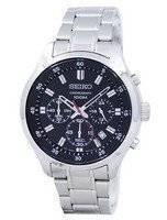 Seiko Chronograph Quartz SKS587 SKS587P1 SKS587P Men's Watch