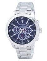 Seiko Neo Sports Chronograph Quartz SKS603 SKS603P1 SKS603P Men's Watch