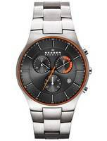 Skagen Balder Titanium Chronograph Quartz SKW6076 Men's Watch
