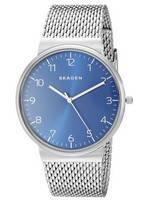 Skagen Ancher Quartz Blue Dial SKW6164 Men's Watch
