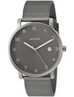 Skagen Hagen Titanium Quartz Mesh Strap SKW6307 Men's Watch