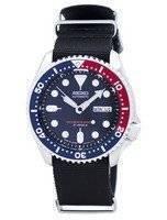Seiko Automatic Diver 200M NATO Strap SKX009J1-NATO4 Assista Men
