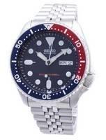 Seiko Automatic Diver's 200M Jubilee Bracelet SKX009K2 Men's Watch