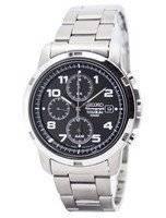 Seiko Titanium Alarm Chronograph SNA113 SNA113P1 SNA113P Men's Watch