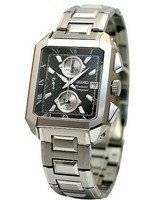Seiko Premier Alarm Chronograph Quartz SNP743P1 SNP743P SNP743