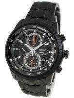 Seiko Chronograph Alarm Tachymeter SNAB53P1 SNAB53 SNAB53P Men's Watch