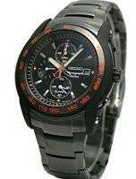 Seiko Alarm Chronograph SNAB97P1 SNAB97P SNAB97 Men's Watch