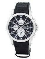 Seiko Premier Chronograph Alarm SNAD29 SNAD29P1 SNAD29P Men's Watch