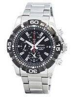 Seiko Chronograph Diver Alarm SNAE25 SNAE25P1 SNAE25P Men's Watch