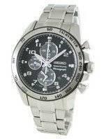 Seiko Sportura Chronograph Alarm SNAE61P1 SNAE61 SNAE61P Mens Watch