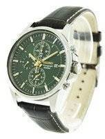 Seiko Chronograph SNAF09P1 SNAF09P Men's Watch