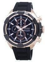 Seiko Velatura Chronograph Quartz Alarm SNAF60 SNAF60P1 SNAF60P Men's Watch