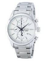 Seiko Chronograph Quartz Alarm SNAF63 SNAF63P1 SNAF63P Men's Watch