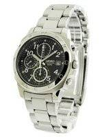 Seiko Chronograph SND195 SND195P1 SND195P Men's Watch