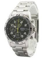 Seiko Chronograph SND377P1 SND377 SND377P Men's Watch