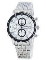 Seiko Quartz Chronograph Tachymeter SND717 SND717P1 SND717P Men's Watch