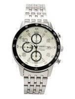 Seiko Chronograph Tachymeter  SND727P1 SND727P SND727 100m Men's Watch