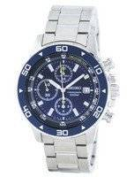 Seiko Quartz Chronograph Tachymeter SND799 SND799P1 SND799P Men's Watch