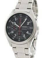 Seiko Sports Chronograph SNDB31 SNDB31P1 SNDB31P Men's Watch