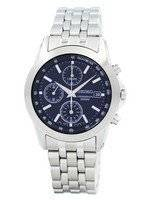 Seiko Chronograph Tachymeter SNDC07 SNDC07P1 SNDC07P Men's Watch