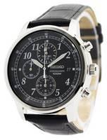 Seiko Chronograph SNDC33 SNDC33P1 SNDC33P Men's Watch