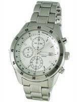Seiko Chronograph SNDC41P1 SNDC41 SNDC41P Men's Watch