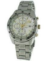Seiko Chronograph SNDC45P1 SNDC45 SNDC45P Men's Watch