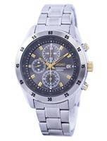 Seiko Chronograph SNDC51 SNDC51P1 SNDC51P Men's Watch