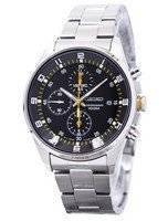 Seiko Chronograph SNDC89 SNDC89P1 SNDC89P Men's watch