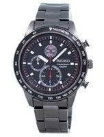 Seiko Chronograph Tachymeter Quartz SNDD89 SNDD89P1 SNDD89P Men's Watch