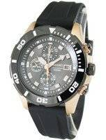 Seiko Quartz Chronograph SNDE04 SNDE04P1 SNDE04P Men's Watch