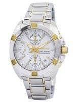 Seiko Velatura Chronograph SNDZ40 SNDZ40P1 SNDZ40P Ladies Diamonds Collection Watch