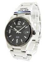 Seiko Solar SNE211P1 SNE211P SNE211 Men's Watch